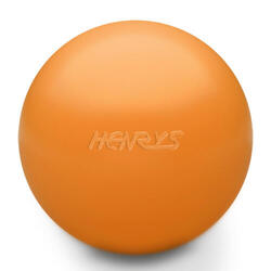 Balle HiX-ball P sans PVC ø 67 mm – 125 g ORANGE