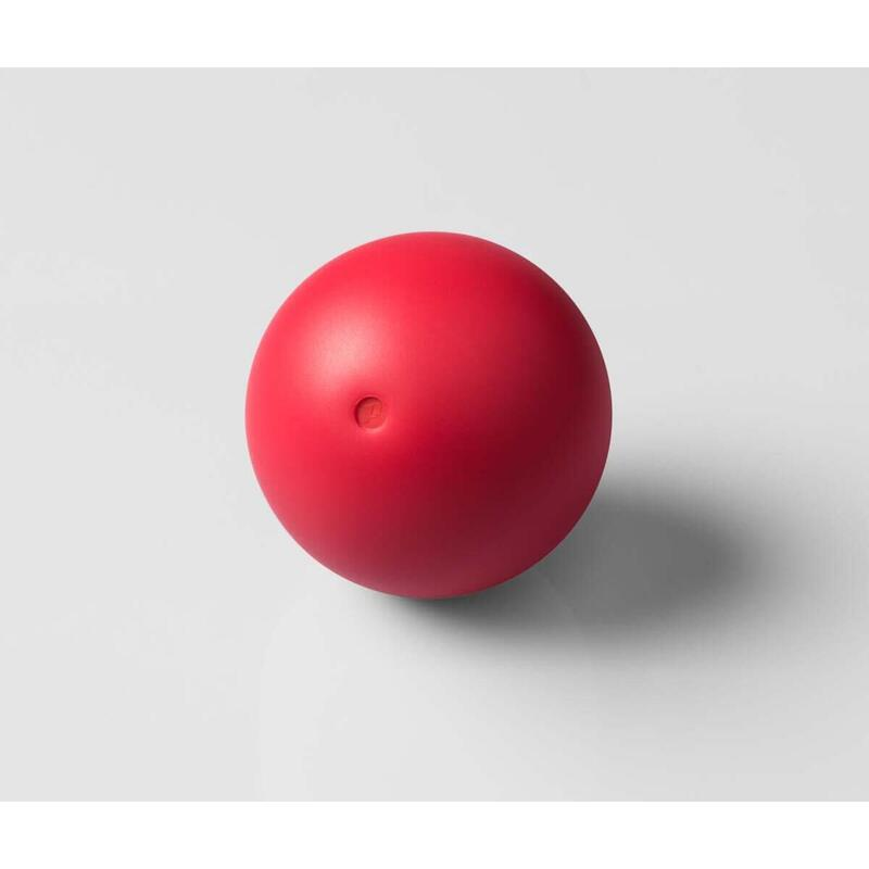 Balle MMX Plus Play ø 67 mm – 135 g ROUGE