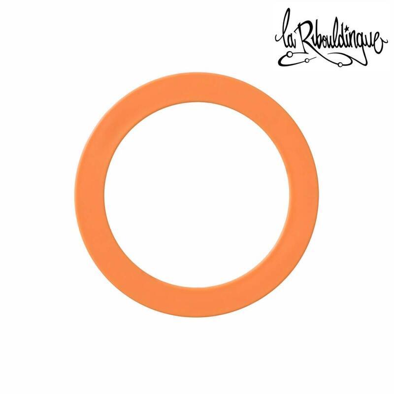 Anneau Junior Play ø 24 cm – 65 g – Orange pastel
