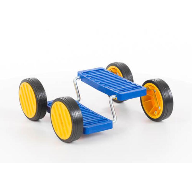Acrobatique 4 roues Pedal Go