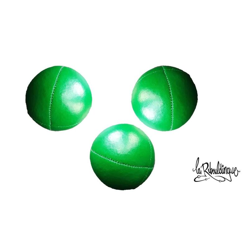 Balle à grains Classic ø 50 mm – Lot de 3 – 75 g VERT
