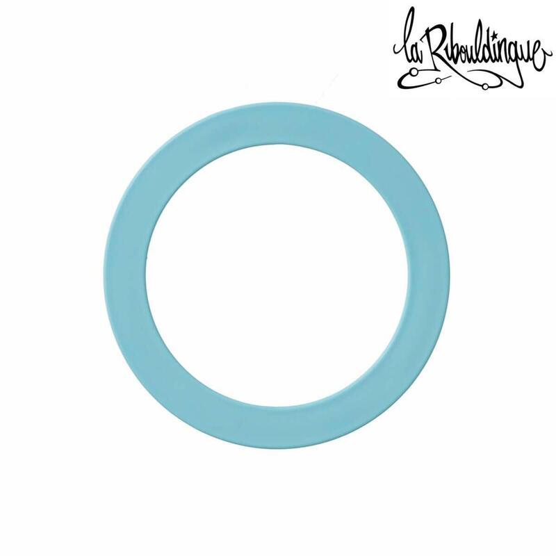 Anneau Junior Play ø 24 cm – 65 g – Bleu pastel