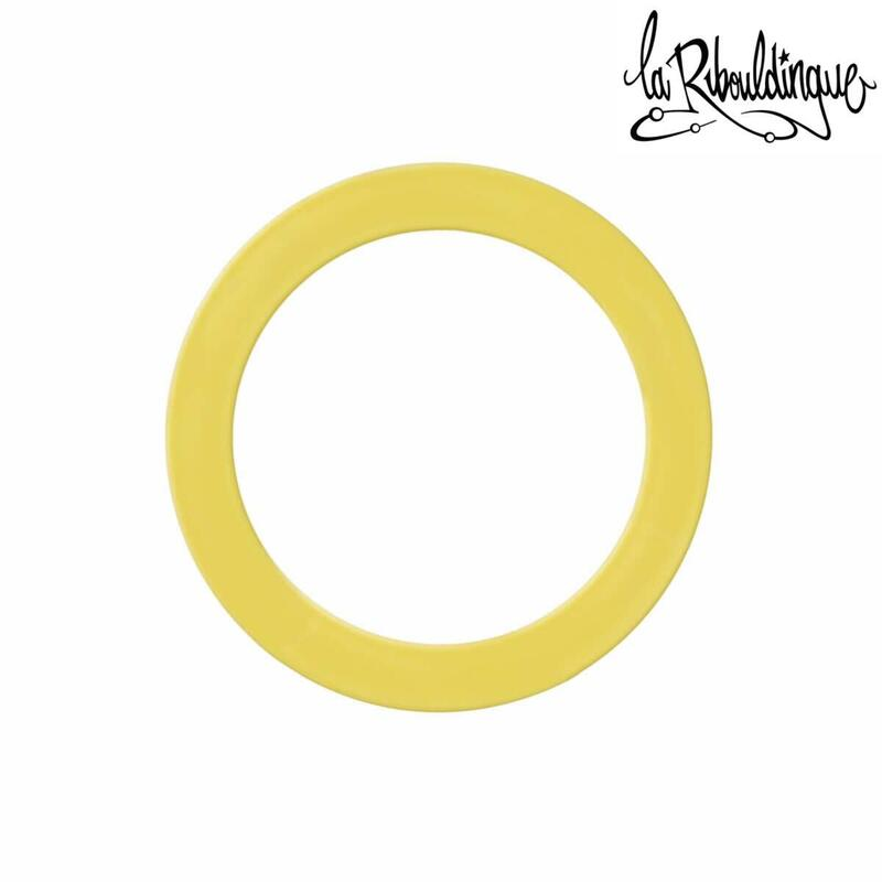 Ring Junior Play ø 24 cm – 65 g – Pastelgeel