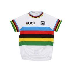 UCI MAILLOT TECHNIQUE BAMBIN