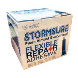 Stormsure Flexible Repair Adhesive 15g Black (Boîte de 50 tubes)