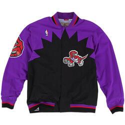 M&N Nba Authentieke Toronto Warm-up Jacket
