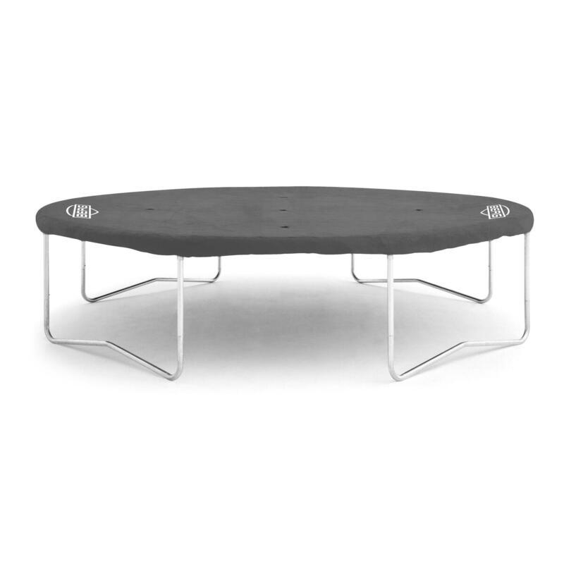 Housse de protection Extra 430 cm gris pour trampoline ronde