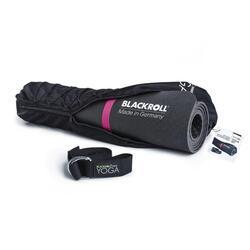 YOGA SET -  bestaande uit een fitnessmat, een belt en een tas