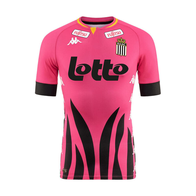 Outdoor jersey RCS Charleroi 2020/21
