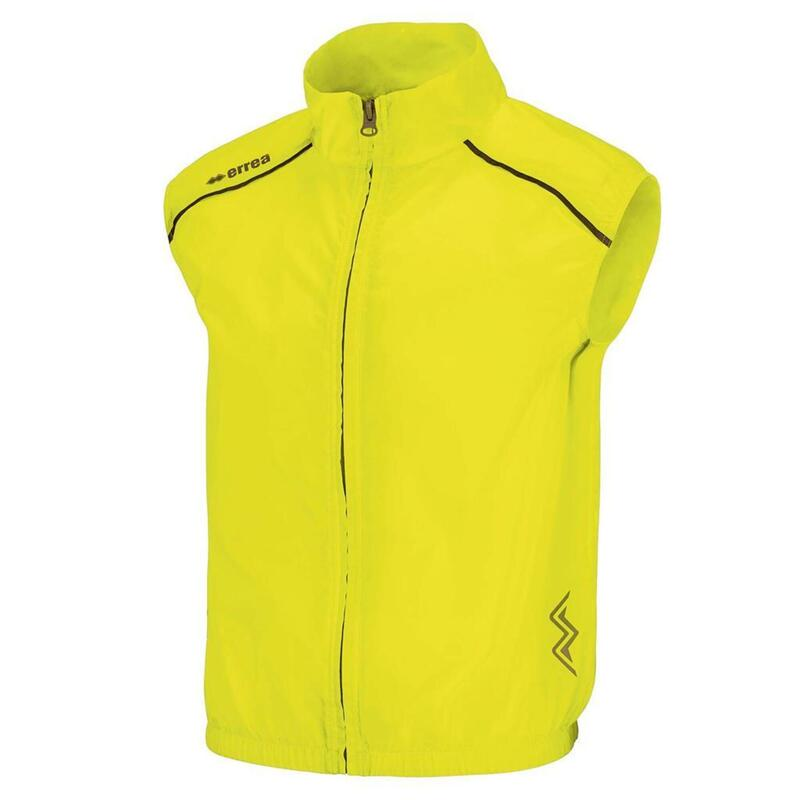 Errea Road Junior Sleeveless Jacket
