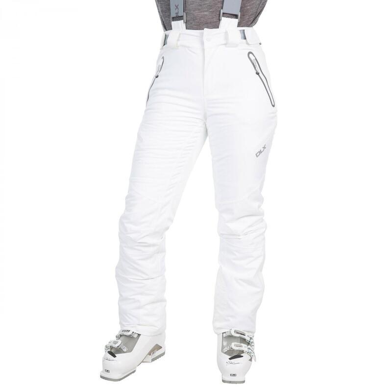 Pantalon de ski MARISOL Femme (Blanc)