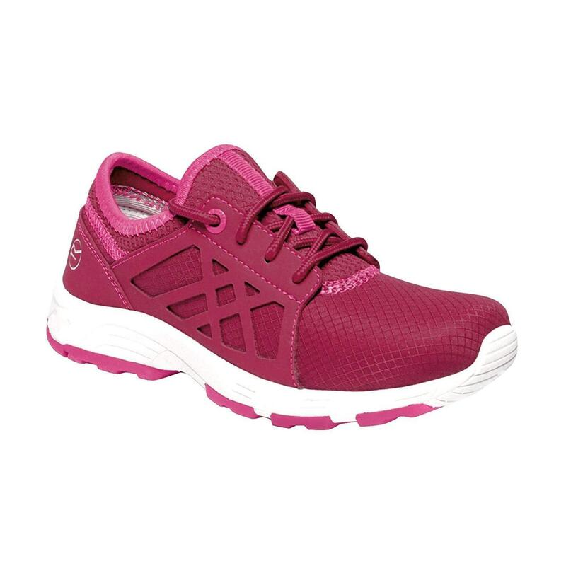 Baskets MARINE SPORT Enfants (Rose/ Rouge)