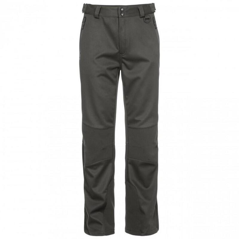 Pantalon imperméable HOLLOWAY Homme (Vert kaki)