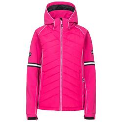 Dames Larne SkiJas (Roze)