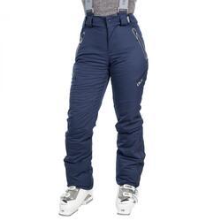 Pantalon de ski MARISOL Femme (Bleu marine)