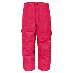Pantalon de ski CONTAMINES Unisexe (Rose)