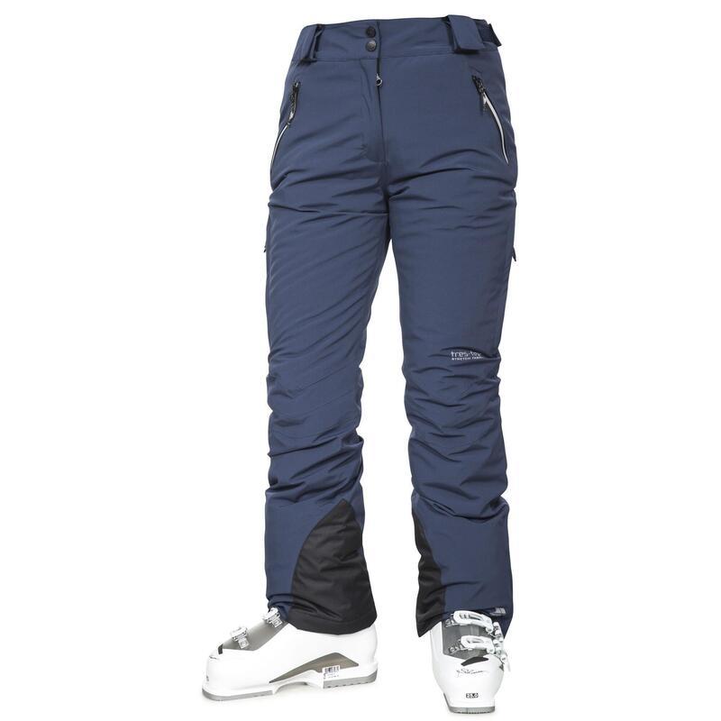 Pantalon de ski GALAYA Femme (Bleu marine)