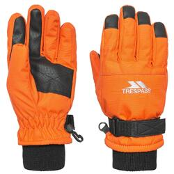 Kinder Ruri II Winter Ski Handschoenen (Oranje)