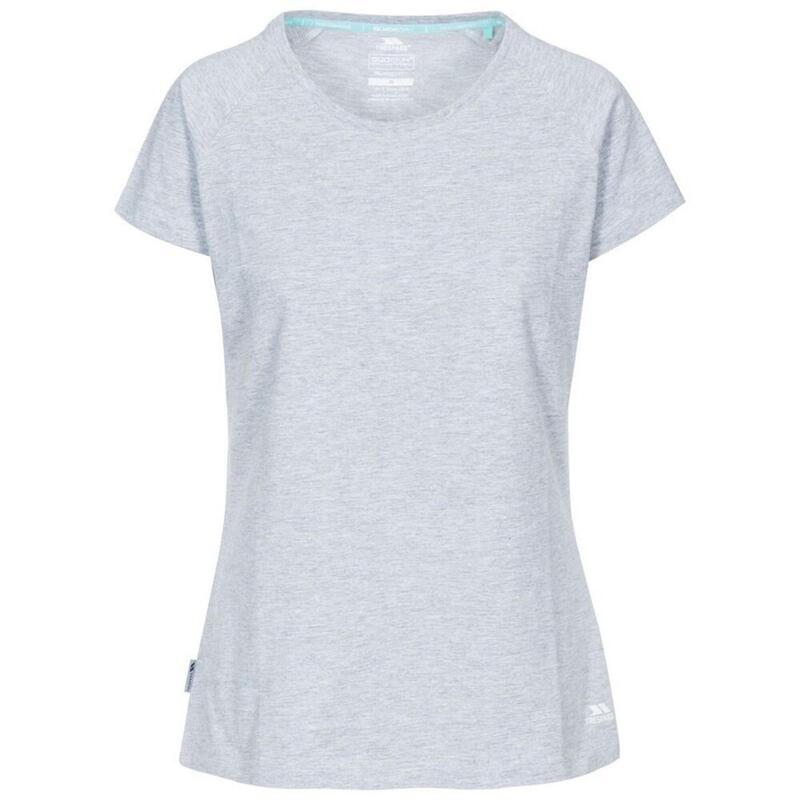 Tshirt BENITA Femme (Gris clair chiné)