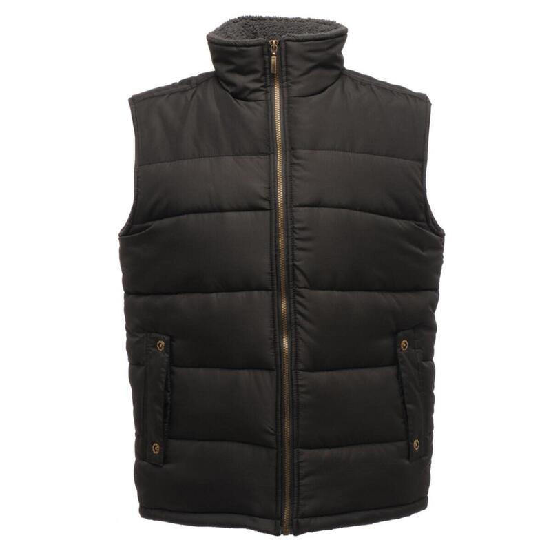 Heren Standout Altoona Geïsoleerd Bodywarmer Jasje (Zwart)