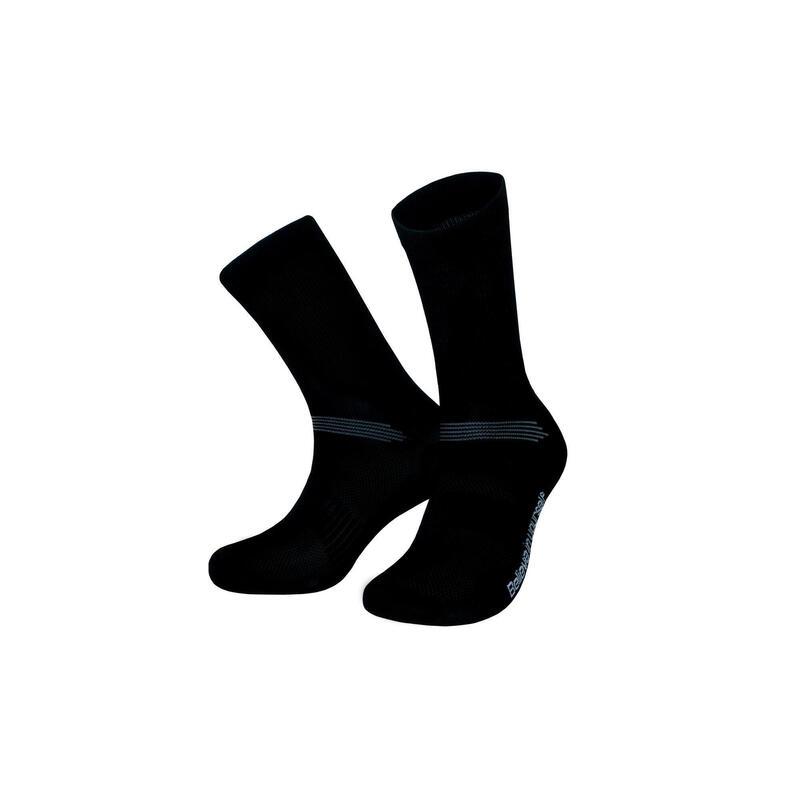 Chaussettes Velo Performance Unisex Classique Noires