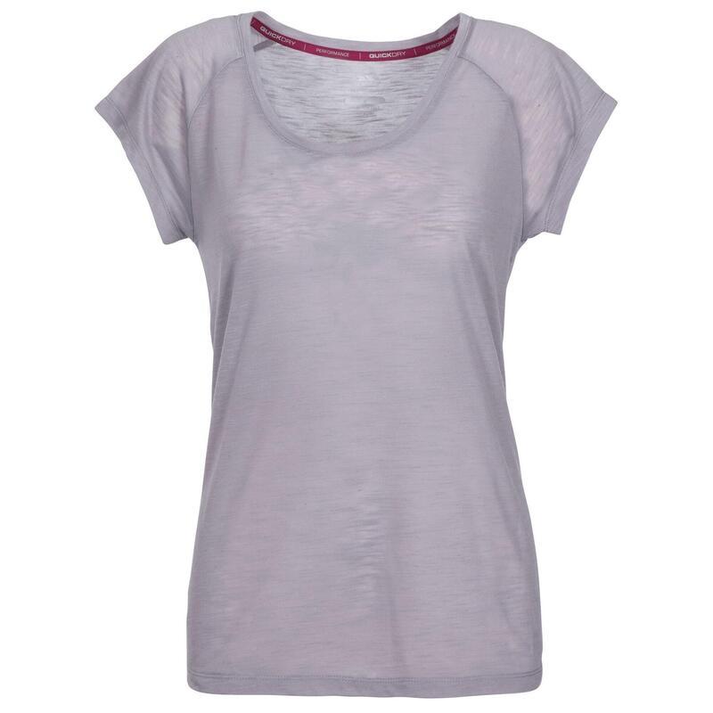 Tshirt de sport NEWBY Femme (Gris)