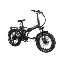 Elektrisch ondersteunde fiets - FATBIKE