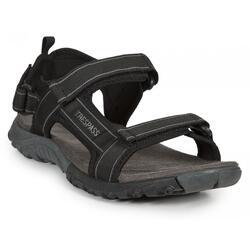 Heren Alderley Actieve Sandalen (Zwart)