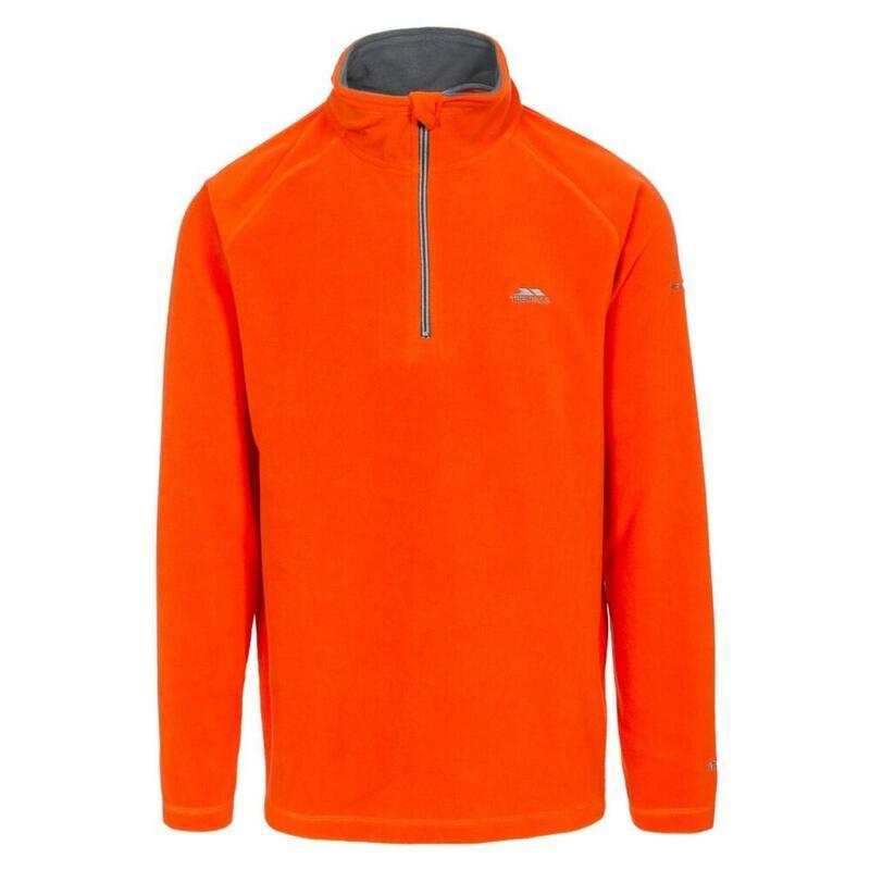 Heren Blackford Microfleece (Oranje)