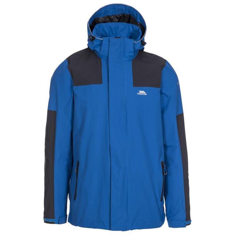 Heren Trolamul SkiJas (Blauw)