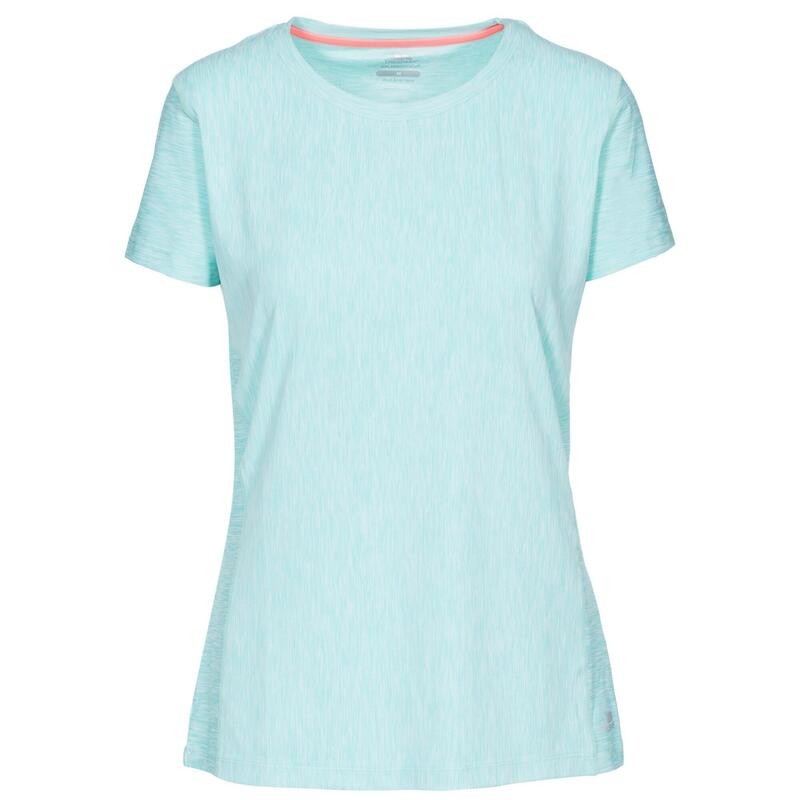 Tshirt de sport DAFFNEY Femme (Turquoise chiné)