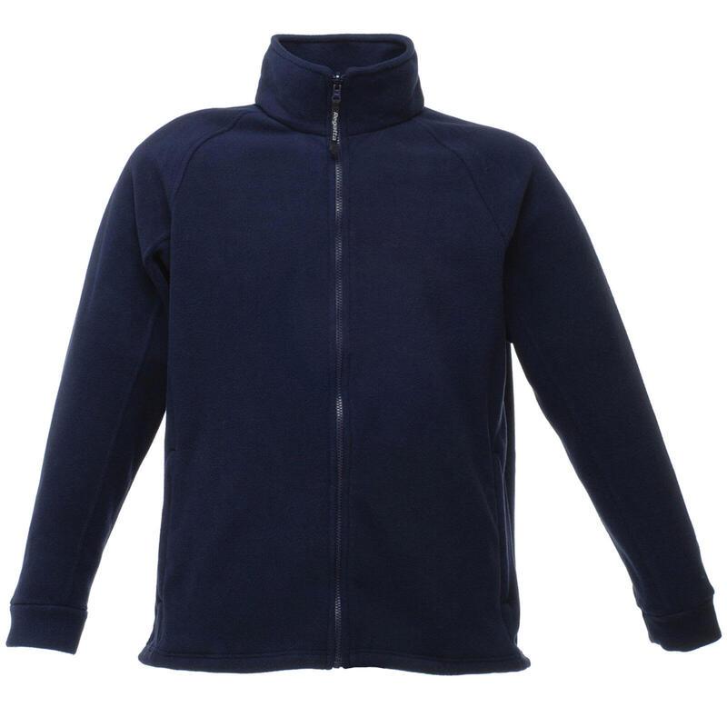 Heren Thor 300 Full Zip Fleece Vest (Navy)