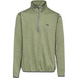 Heren Tarned Microfleece Vest (Groen)