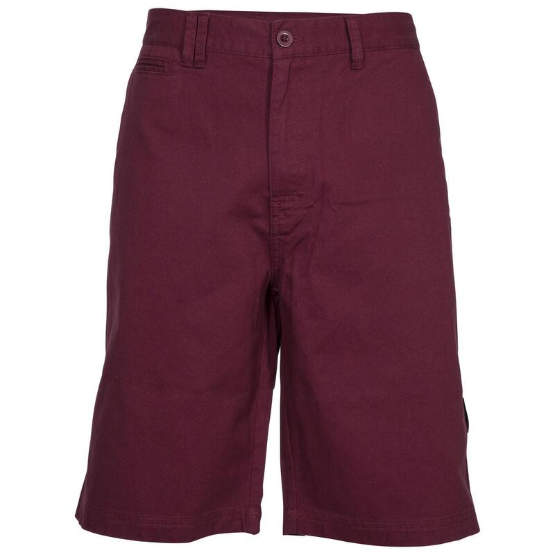 Short LEOMINSTER Homme (Prune)