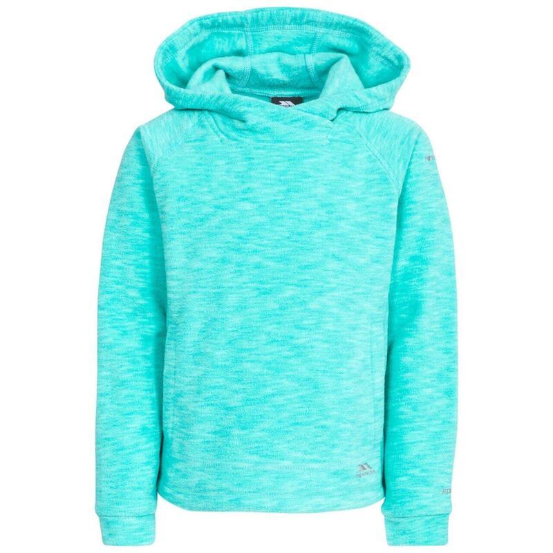 Sweatshirt à capuche MOONFLOW Fille (Turquoise)