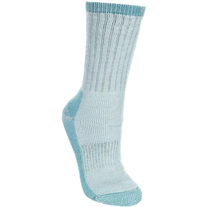 Dames/dames Springer Wandelschoenen Sokken (1 Paar) (Marl)