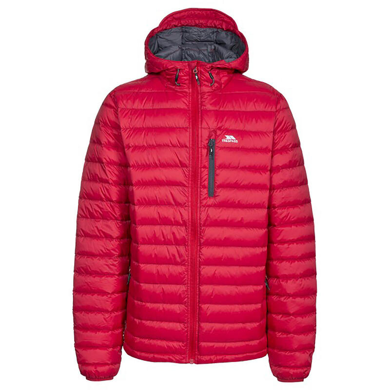 Heren Digby Dons Jas (Rood)