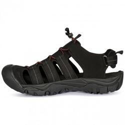 Heren Torrance Wandelende Sandalen (Zwart)