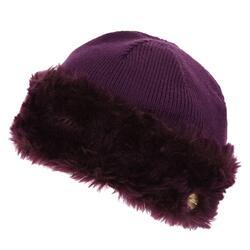 Bonnet LUZ Femme (Violet)