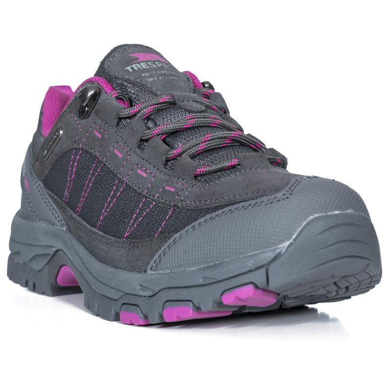 Chaussures de randonnée SCREE Femme (Gris foncé)