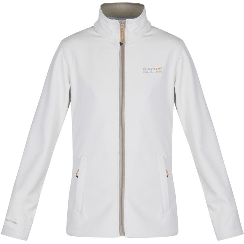 Great Outdoors  Dames Connie III Softshell Jas (Wit)