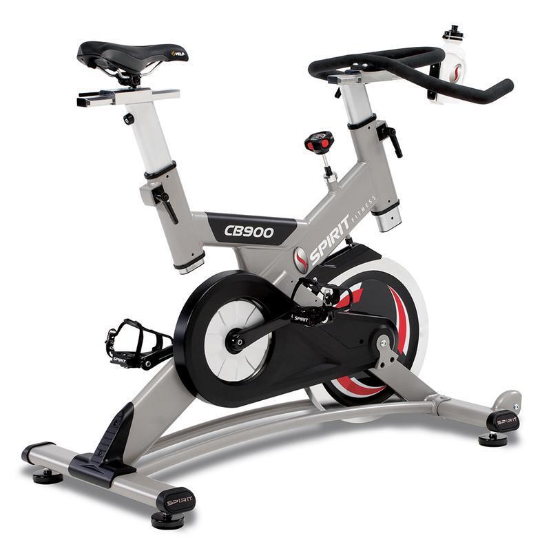 Spirit Fitness Professionele Spinningfiets CB900 - 1 maand gratis CycleMasters