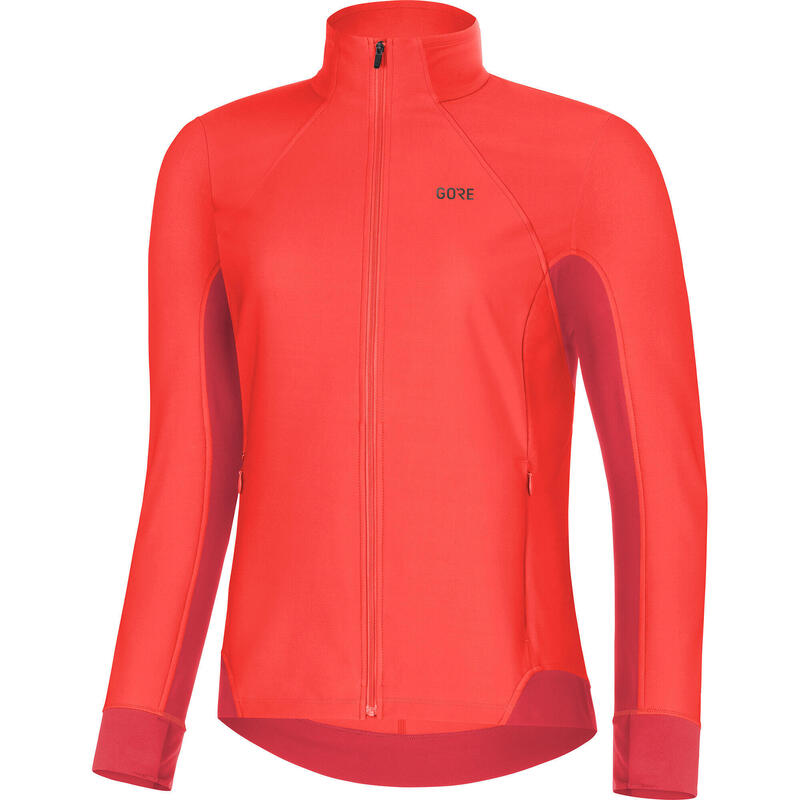 Maillot manches longues femme Gore R3 Partial Windstopper