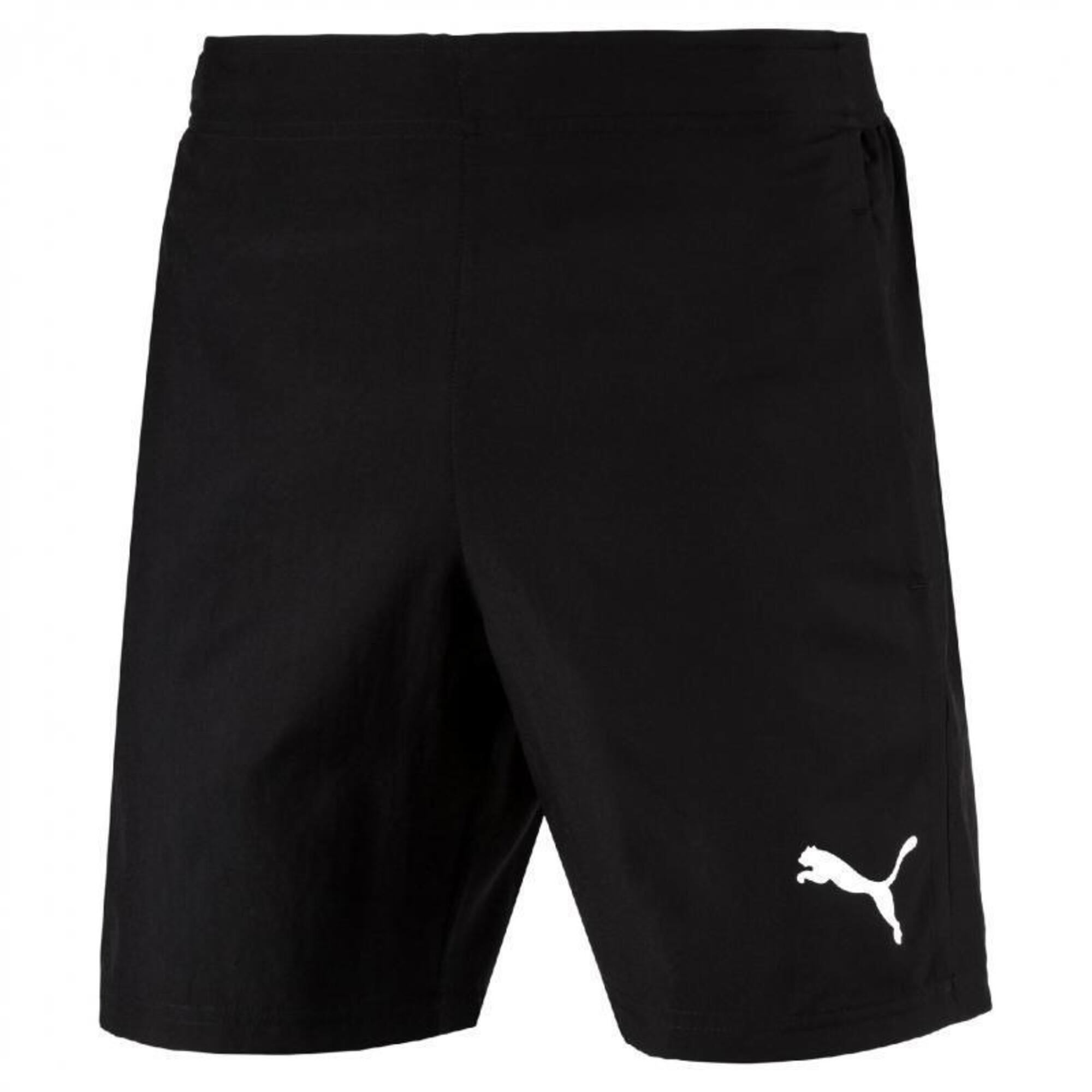 Puma Liga zijlijn geweven korte broek