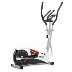 Vélo elliptique ATHLON G2334N. Système inertiel 10kg . Foulée 30 cm