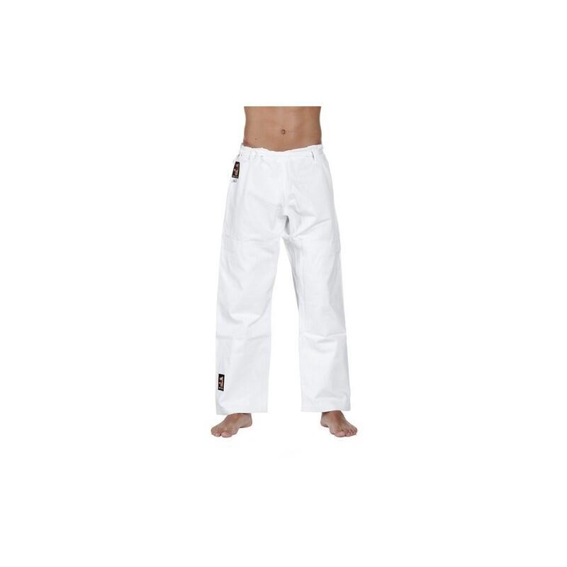 Pantalon Super Judo MATSURU blanc IJF
