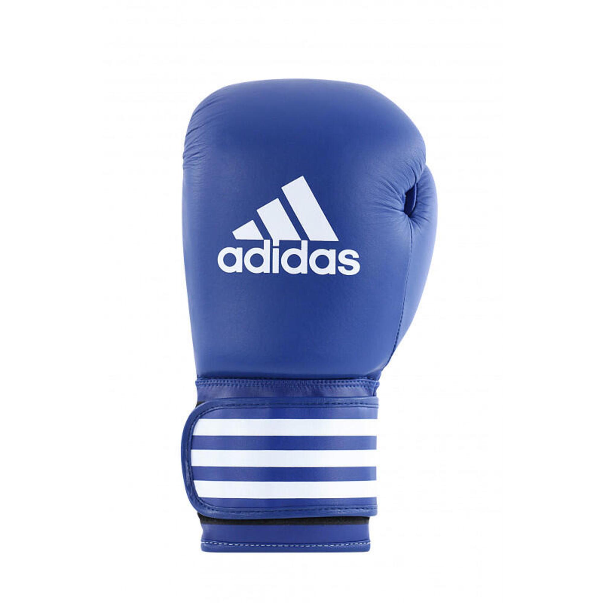 Gants de boxe pro cuir Adidas