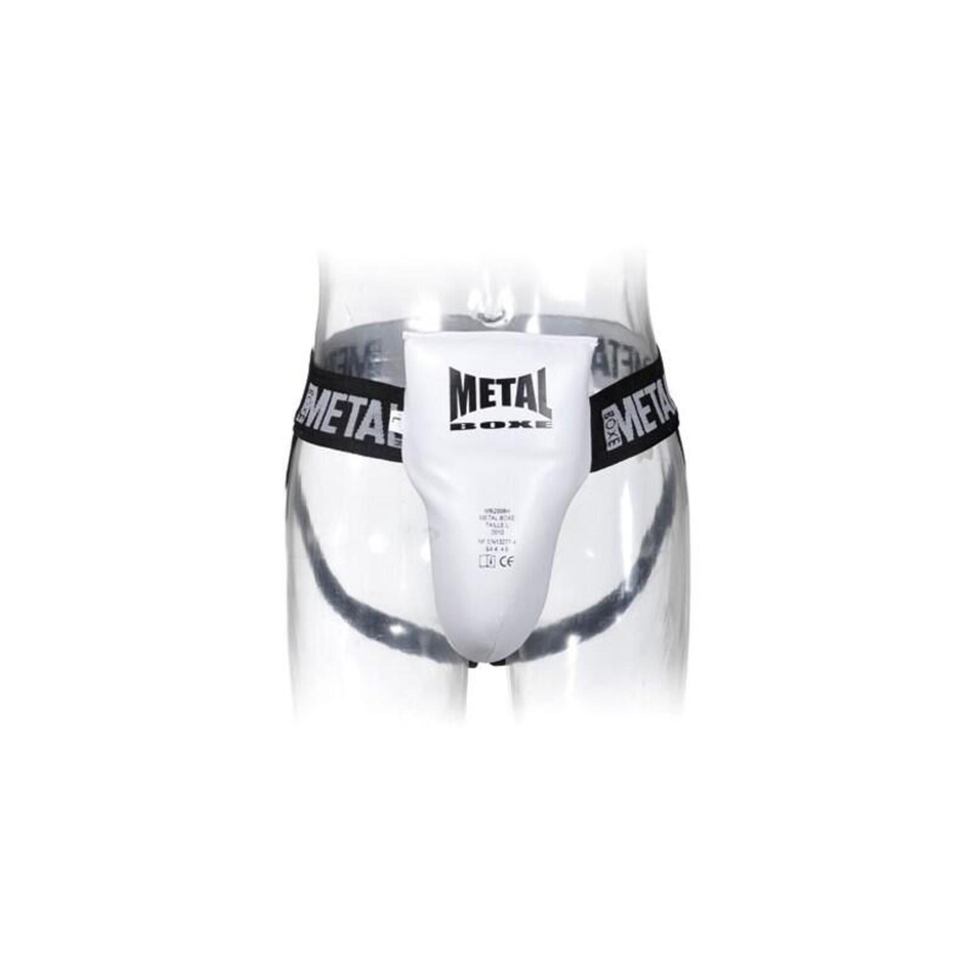 Coquille semi-pro Homme METAL BOXE