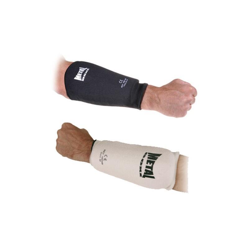 Protège avant-bras Metal Boxe