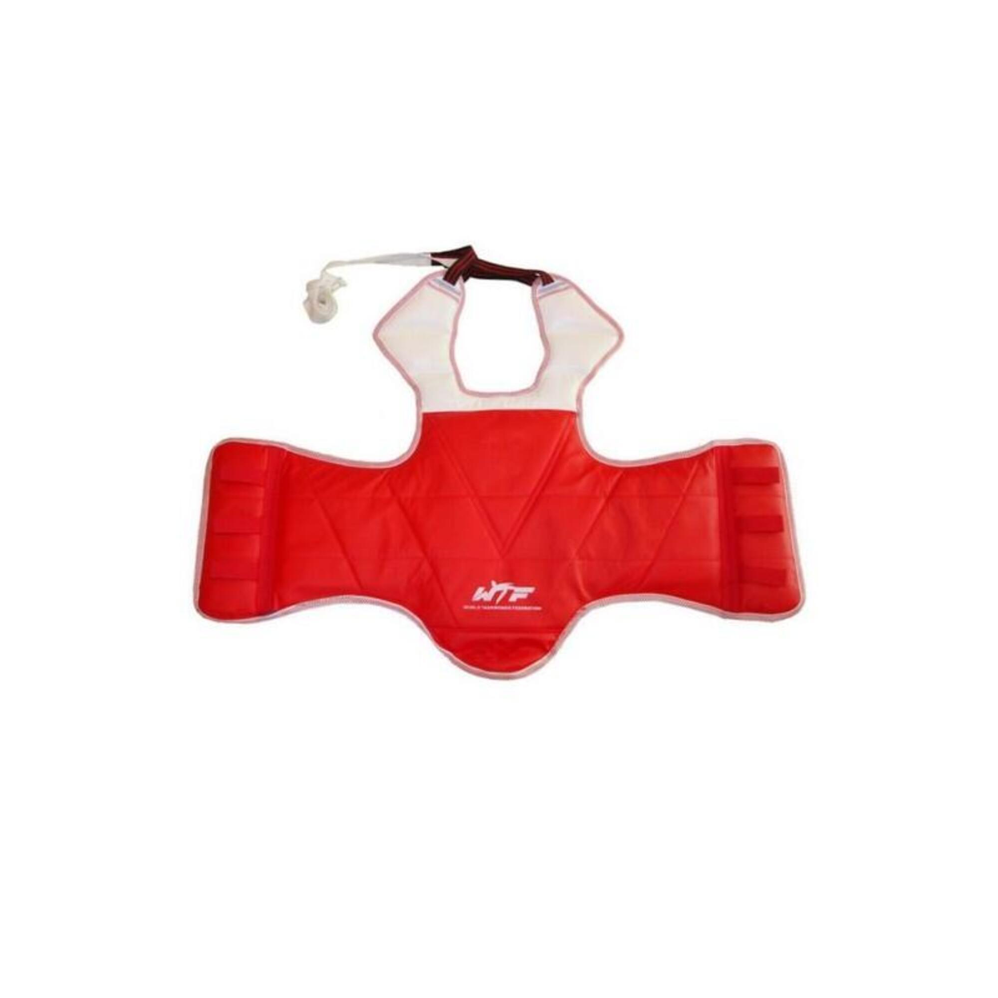 Taekwondo borstbeschermer WTF-goedgekeurde wedstrijd